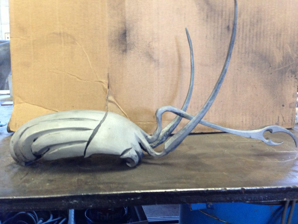 Work In Progress - Metal Mantis - Colby Brinkman