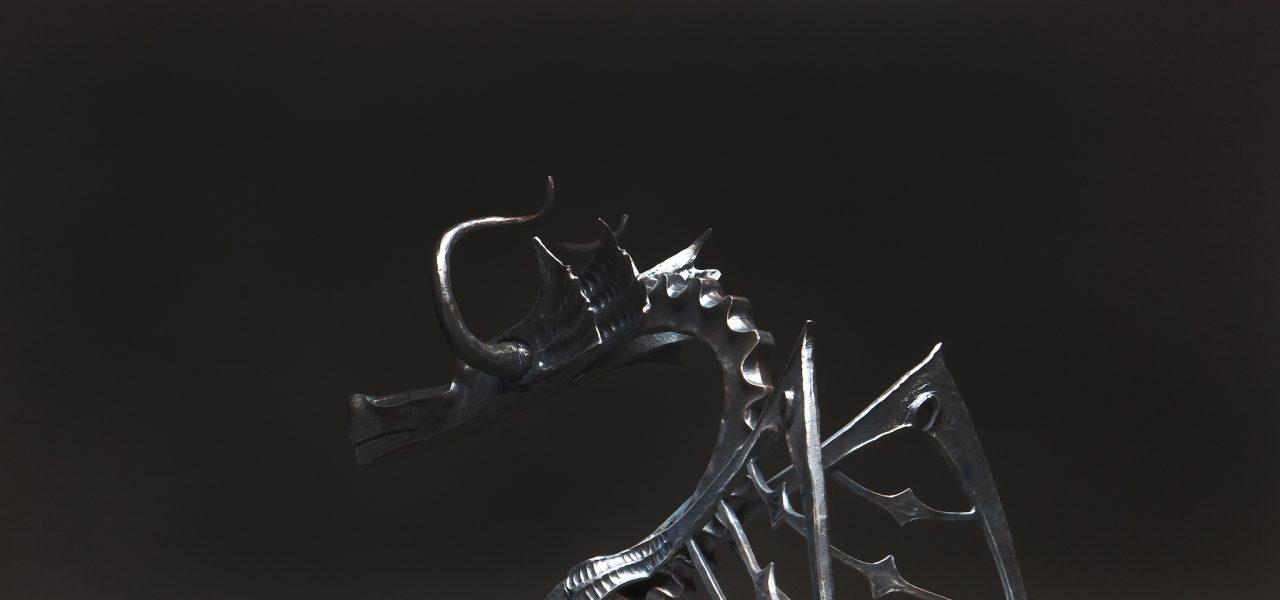 Dragon - Metal Mantis - Colby Brinkman