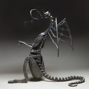 Dragon - Metal Mantis - Colby Brinkman