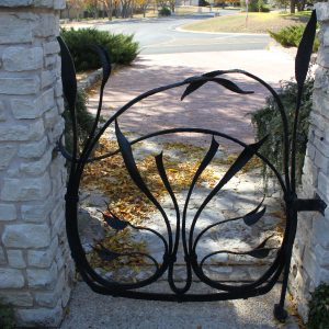 Leaf Gate - Metal Mantis - Colby Brinkman