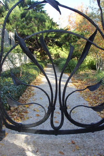 Leaf Gate - Metal Mantis - Colby Brinkman
