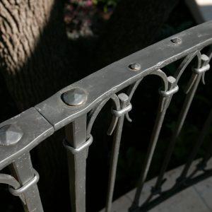 Rails - Metal Mantis - Colby Brinkman