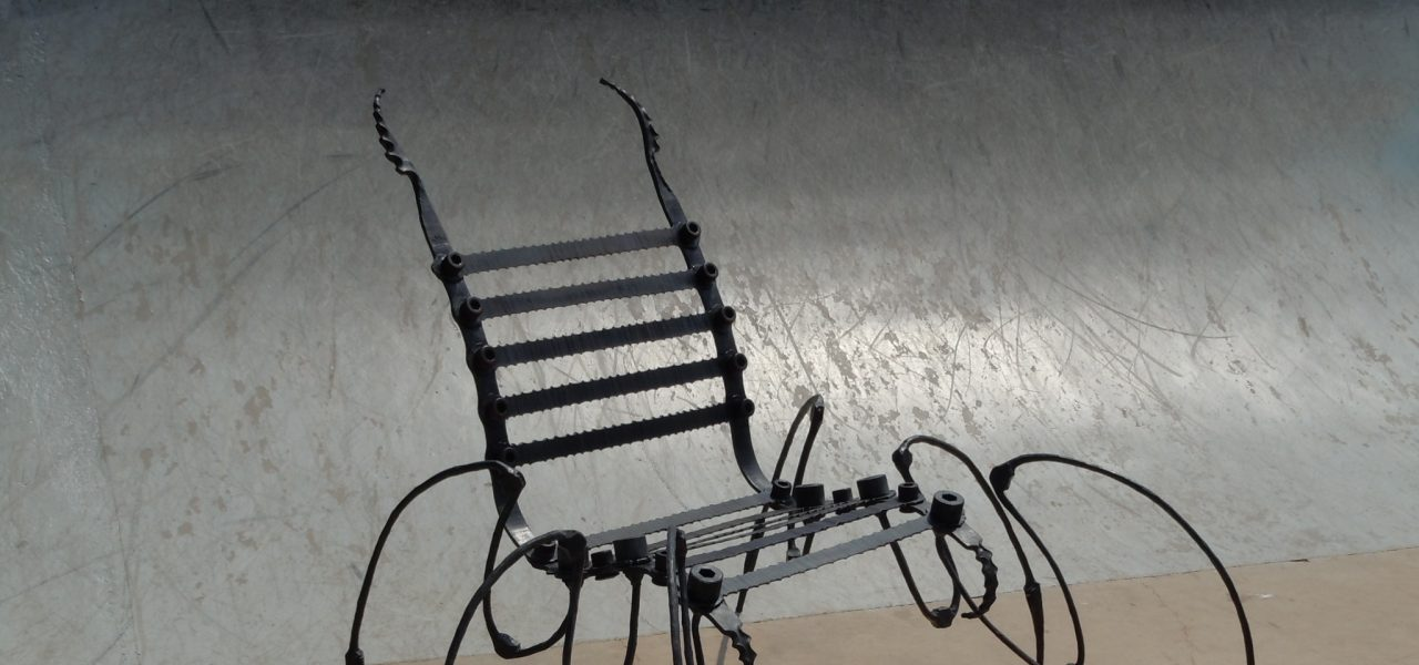 Furniture - Metal Mantis - Colby Brinkman