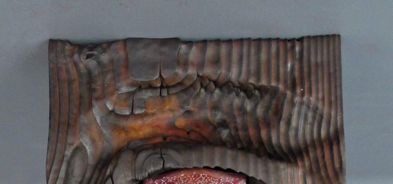 A Surfacing Creep Worm - Metal Mantis - Colby Brinkman