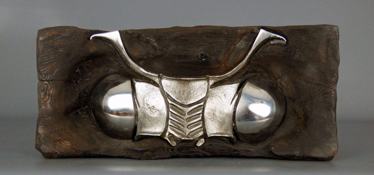 Head Lights Grey - Metal Mantis - Colby Brinkman