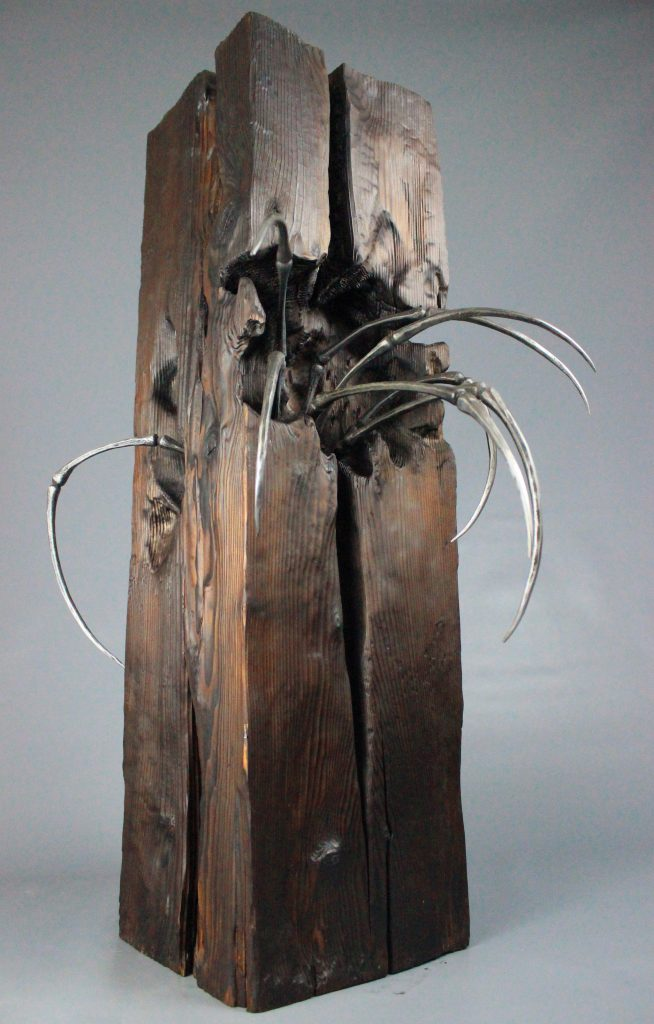 Knock Knock - Metal Mantis - Colby Brinkman